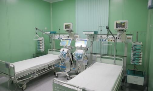 Фото №1 - В Детской больнице имени Раухфуса расширили отделение реанимации