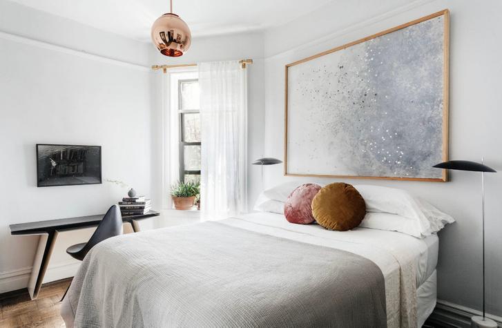 Фото №2 - 7 полезных советов для маленькой спальни