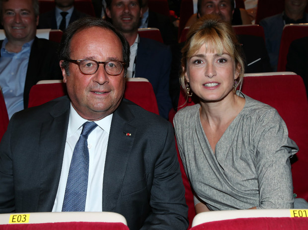 Фото №2 - Война Первых леди: за что возлюбленная экс-президента Франции обиделась на Брижит Макрон