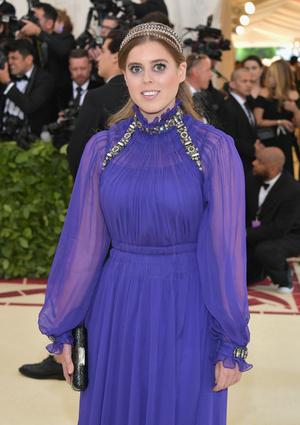 Фото №18 - Все оттенки сирени: как королевские особы носят фиолетовый цвет