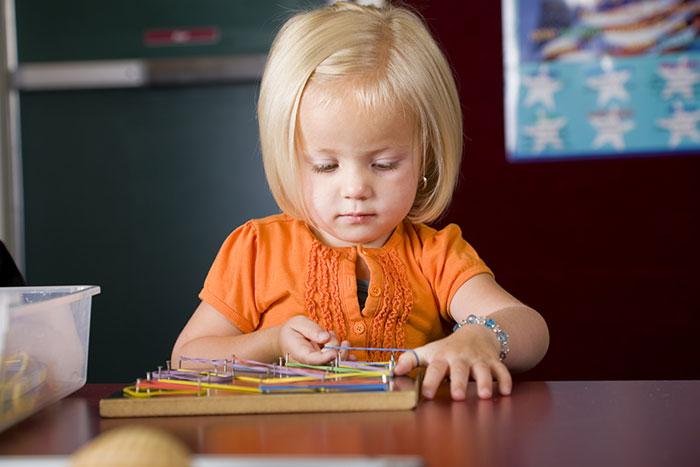 Фото №1 - Своя cистема: детские группы Монтессори