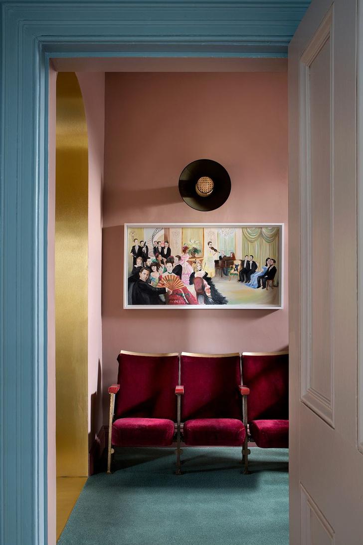 Фото №7 - Яркий дом с коллекцией искусства в Дублине