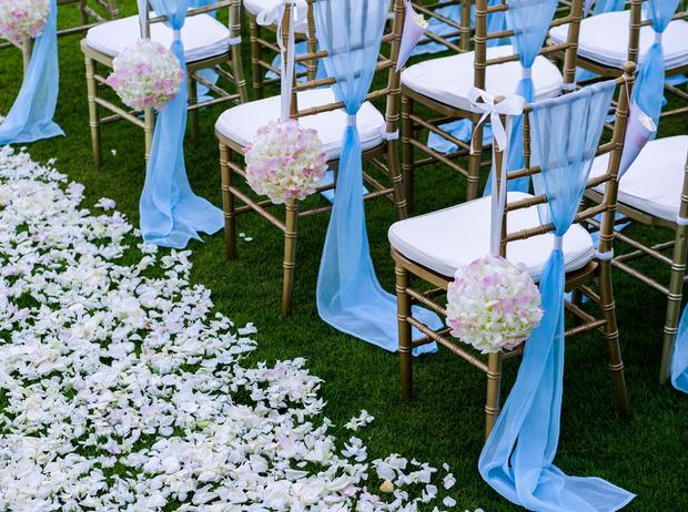 Фото №4 - 8 вдохновляющих примеров свадебного декора