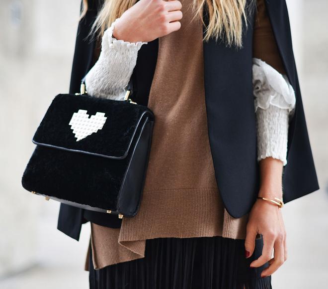 Модные сумки зима 2015/2016