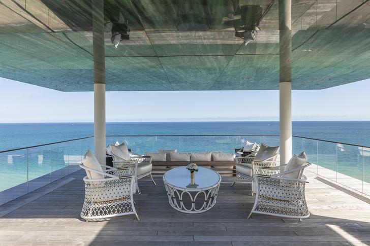Фото №8 - Пентхаус в Майами по дизайну Антонио Читтерио