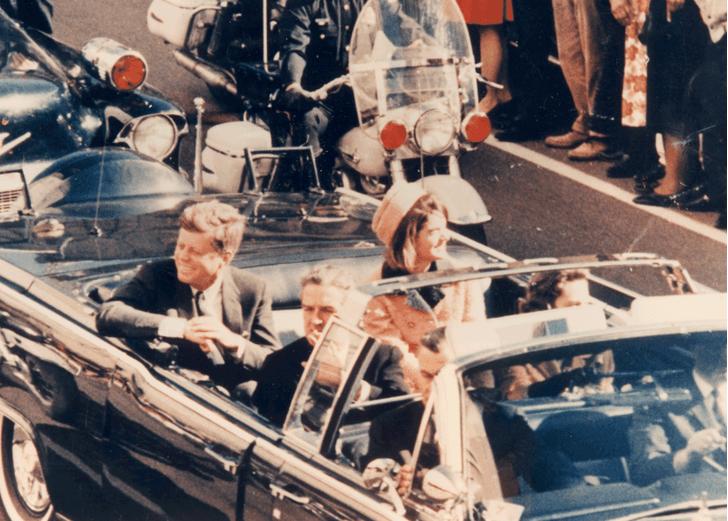 Фото №1 - Доказана подлинность важнейшей улики против убийцы Кеннеди