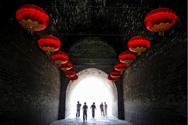 Фото №2 - Столица миров: истинные ценности и имперское величие древней столицы Китая