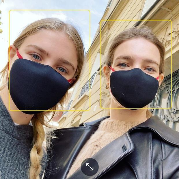 Фото №1 - Их не различить: Водянова с дочкой выглядят как близняшки