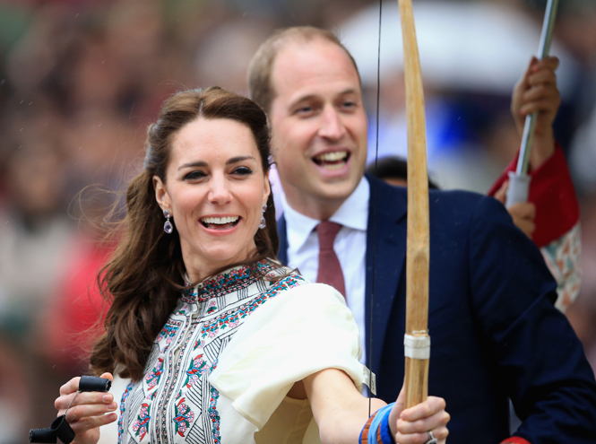 Фото №35 - Кейт Миддлтон и принц Уильям: история в фотографиях