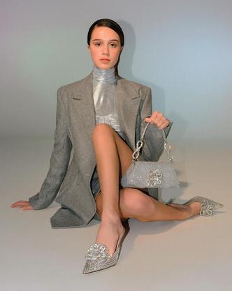 Фото №5 - Хрустальные туфельки Mach & Mach: грузинский бренд, покоривший Кайли Дженнер, Кэти Перри и других мировых модниц