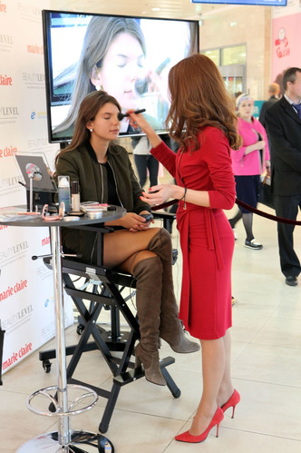 Фото №9 - Marie Claire провел Beauty day в Европейском
