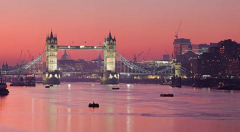 Фото №1 - Лондон обогнал Париж