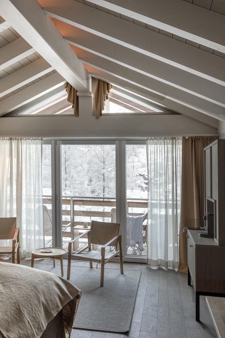 Фото №14 - Обновленный отель Cervo Mountain Resort в Церматте