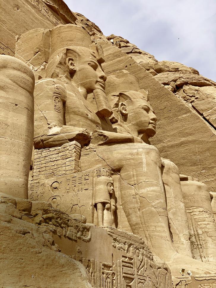 Фото №14 - Пять стадий Египта: из Александрии в Асуан — принятие неизбежного