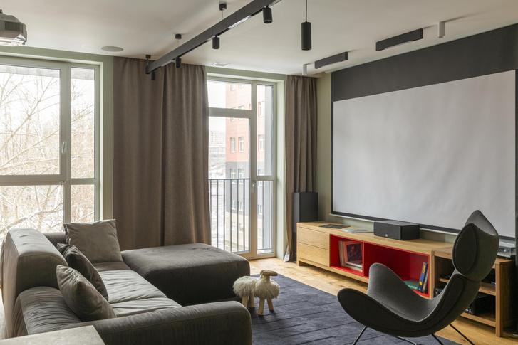 Фото №8 - Квартира 122 м² в Москве для семьи с двумя детьми и двумя собаками