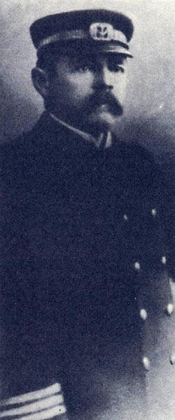 Фото №1 - Снова о капитане Воссе