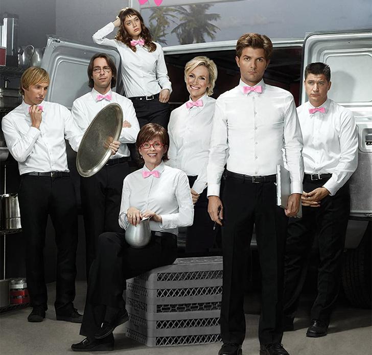 Команда сериала «Мастера вечеринок»