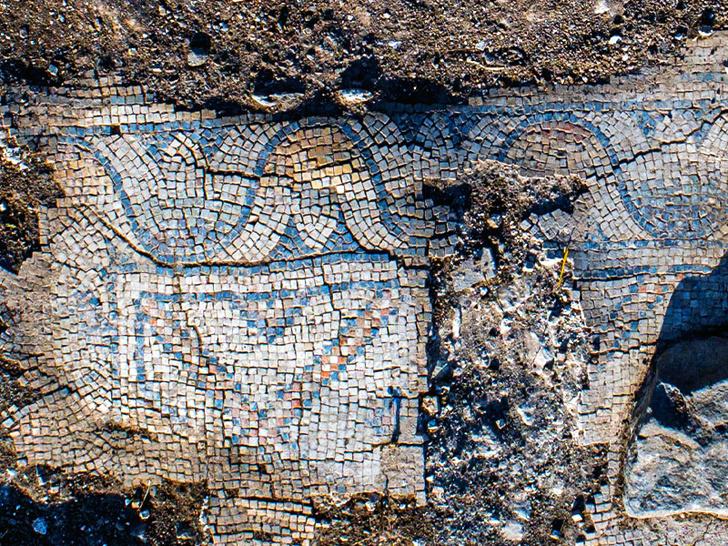 Фото №1 - На месте Преображения Господня обнаружили руины древней церкви