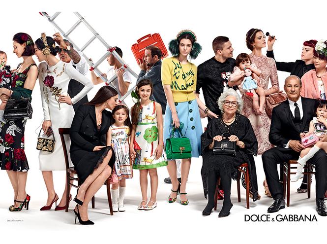Фото №7 - Новая рекламная кампания Dolce&Gabbana
