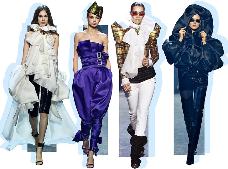 Фото №1 - Тема раскрыта: Alexandre Vauthier Haute Couture SS18