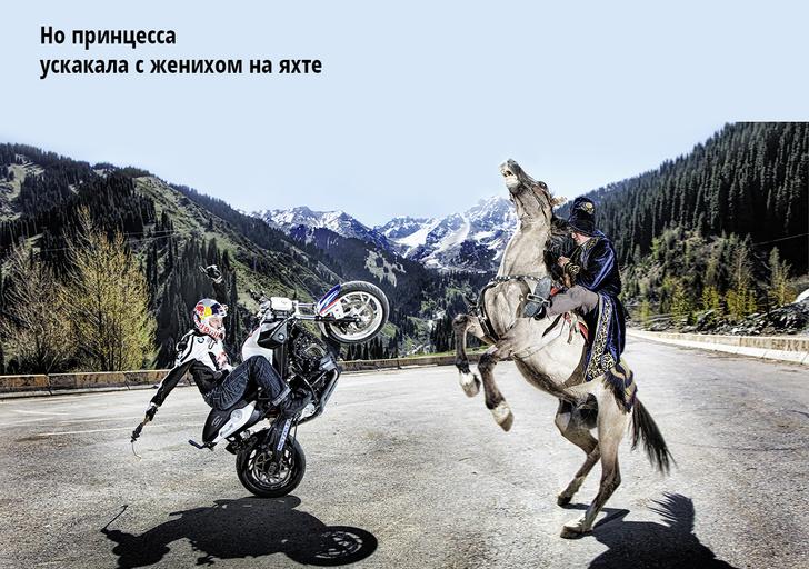 Фото №1 - Замотоцикленные. Трое владельцев мотоциклов откровенно рассказывают, что для них значат их железные кони