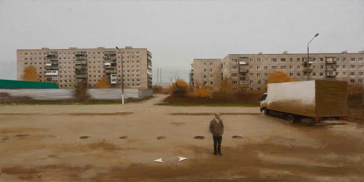Фото №4 - В галерее «Триумф» открывается выставка Павла Отдельнова