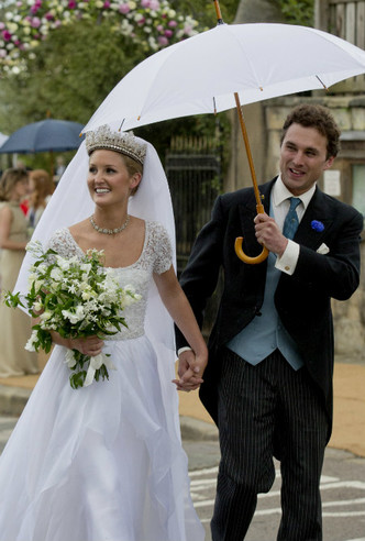 Фото №4 - Самая удивительная история любви: крестный принцессы Шарлотты женился на ее учительнице