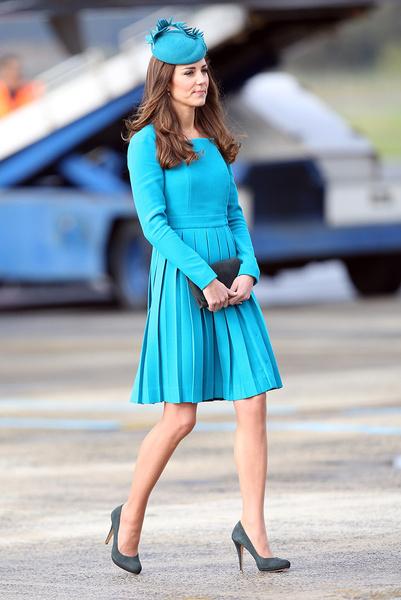Фото №5 - Кейт Миддлтон в Австралии: наряды герцогини