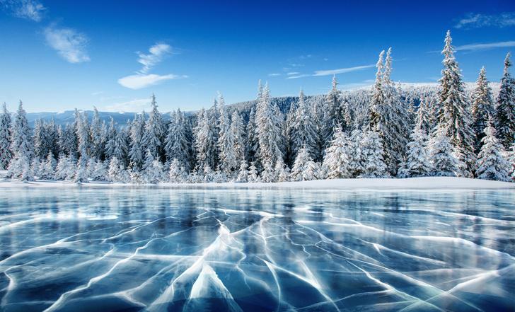 Фото №1 - Какое давление может создать вода при замерзании?