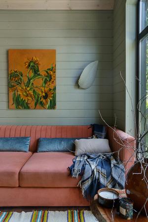 Фото №4 - Яркий и уютный дом дизайнера в Перми