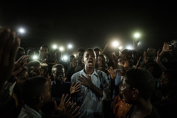 Фото №1 - «Прямой голос»: победитель World Press Photo