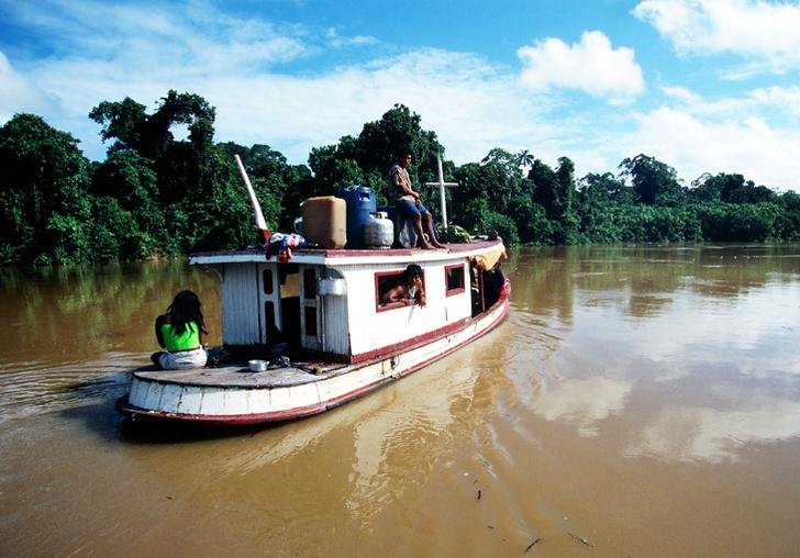 Фото №8 - Банан, лодка, барабан: правила жизни колумбийского племени марубо