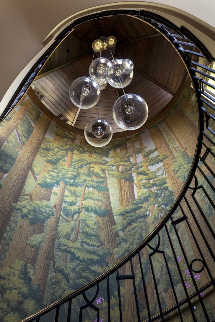 Фото №2 - «Секвойи»: новый впечатляющий проект Элисон Пикарт и de Gournay