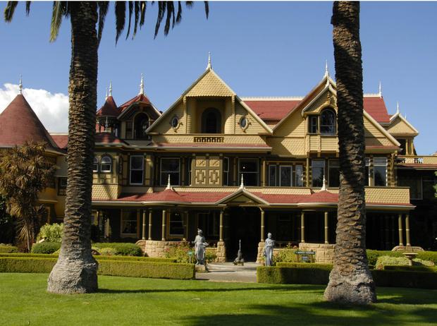 Фото №8 - Дом, который построили призраки: тайны проклятого особняка вдовы Винчестер