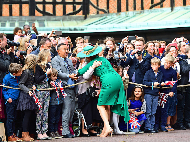 Фото №7 - Сара Фергюсон, герцогиня Йоркская: «Мы с Эндрю развелись, но не разошлись»
