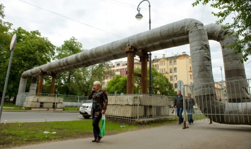 Фото №1 - Почвы Петербурга загрязнены свинцом и кадмием