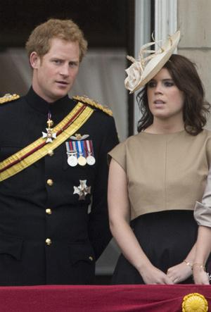 Фото №3 - Сестра и лучшая подруга: принц Гарри и его особые отношения с принцессой Евгенией