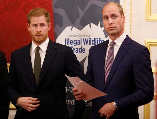 Фото №1 - Гарри и Уильям отказались произносить речь вместе на церемонии в честь юбилея принцессы Дианы