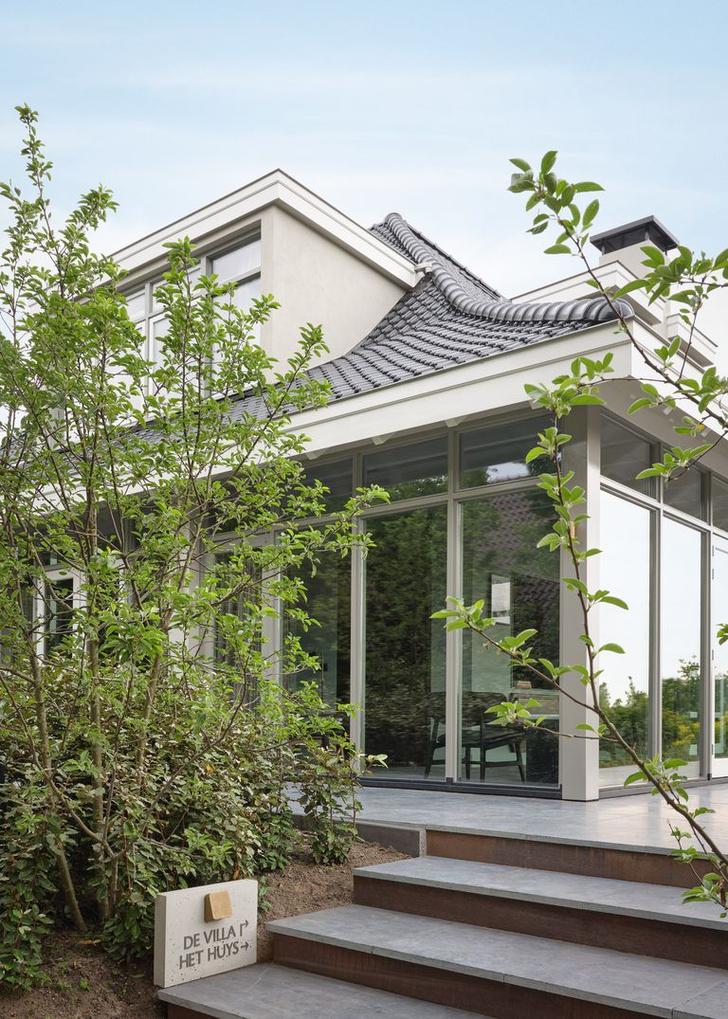 Фото №2 - Бутик-отель рядом с национальным парком в Голландии