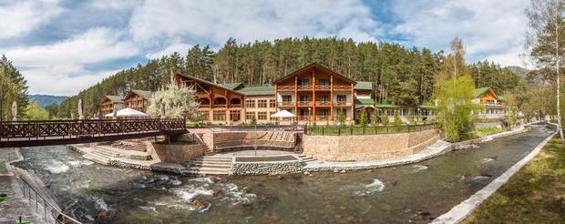 Фото №1 - Дизайнерские отели и курорты Горного Алтая