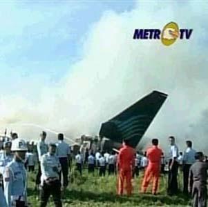 Фото №1 - В авиакатастрофе выжило более 100 человек
