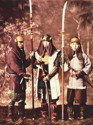 Фото №1 - Человек с двумя мечами