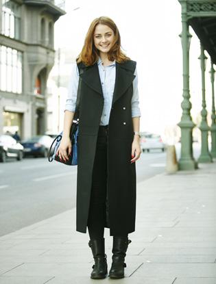 Фото №2 - I Am Studio: как носить пальто этой осенью