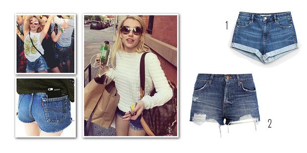 Фото №7 - Разбираем гардероб Эммы Робертс