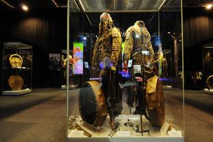 Фото №1 - Круговой обзор: секреты одеяния и атрибутов сибирских шаманов