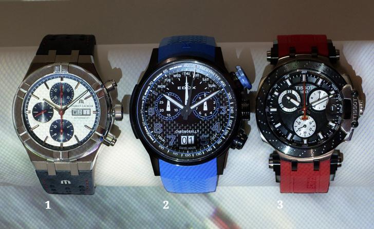 Фото №1 - Счет времени: 6 современных механических часов