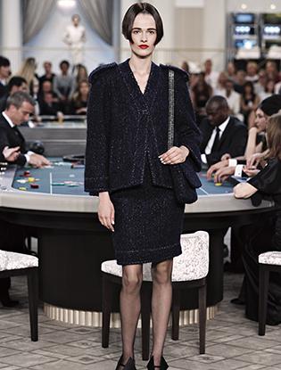 Фото №18 - Неделя Высокой моды в Париже: Chanel FW2015/16