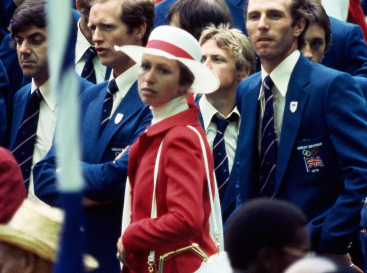 Фото №2 - Спортсмены голубых кровей: короли, принцы и принцессы на Олимпийских играх разных лет