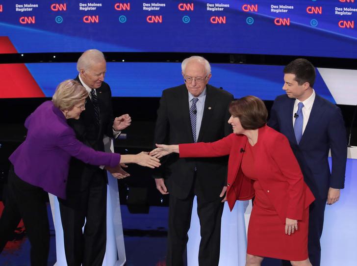 Фото №10 - Кто, если не Трамп: 6 кандидатов, которые баллотируются на пост президента США в 2020 году
