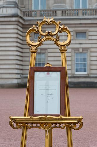 Фото №3 - Как мы узнаем о рождении третьего наследника герцогов Кембриджских